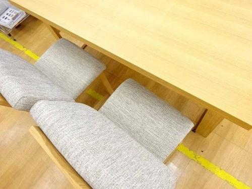 ダイニングセットの神戸 中古家具