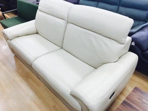 家具の電動ソファー レザーソファー