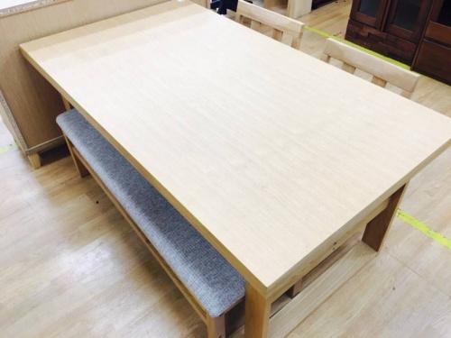 家具 ニトリのダイニングセット アケビ
