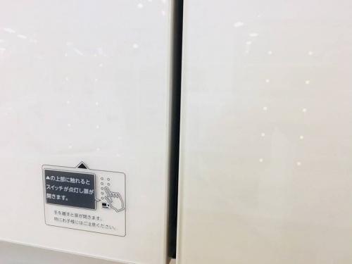 冷蔵庫の全自動洗濯機