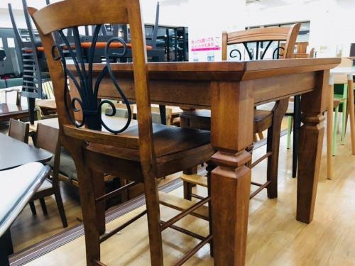 中古ダイニングの家具 買取 神戸