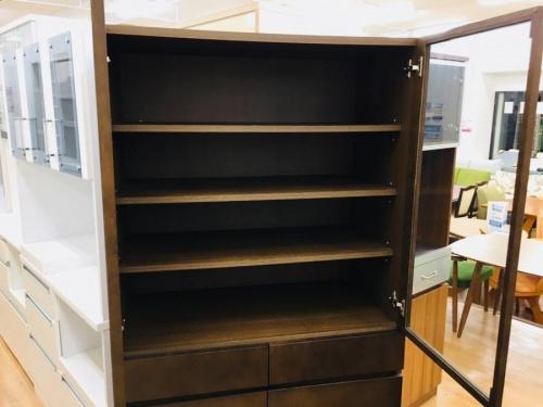 中古食器棚の家具 買取 神戸
