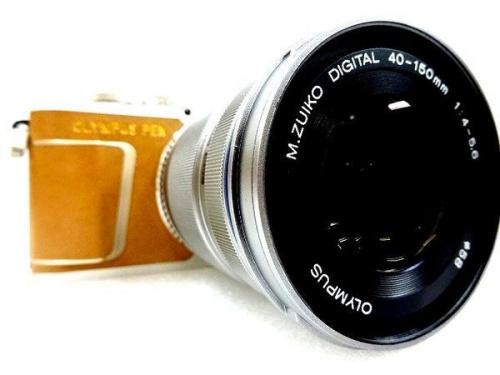 デジタルカメラのOLIMPUS