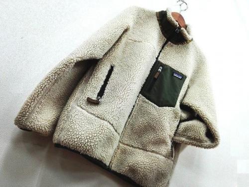 ジャケットのレトロX