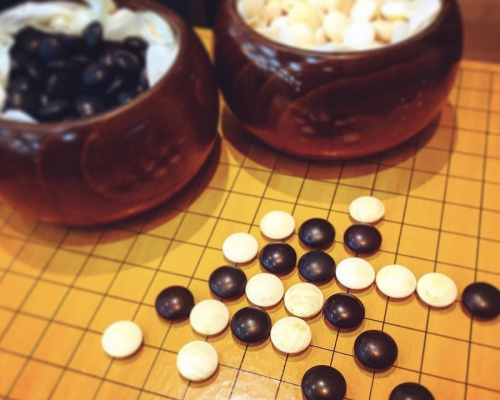 一点物 買取の囲碁 碁石