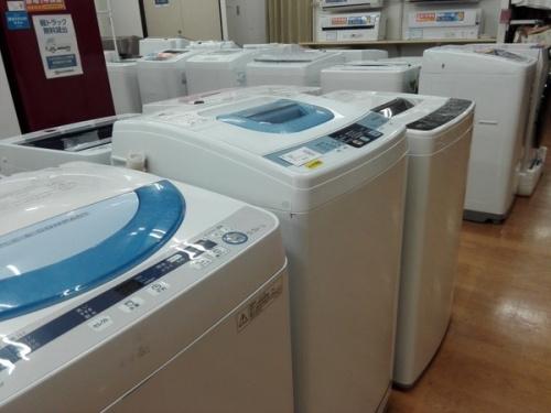 中古家電 神戸の洗濯機 買取
