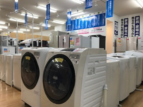 中古家電 販売 神戸の洗濯機 買取