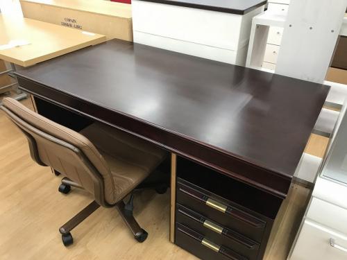 書斎机 中古 販売の中古家具 安い