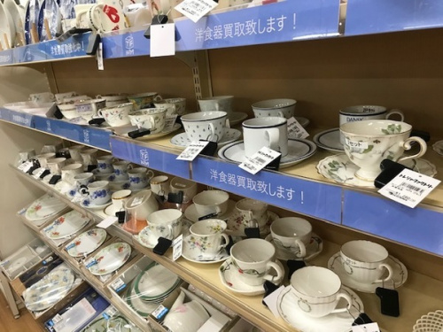 インテリア雑貨 販売 神戸の食器 中古 神戸