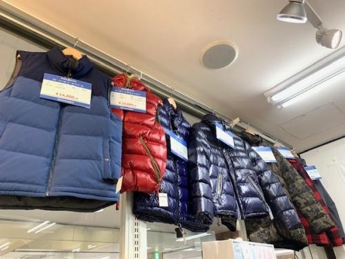 古着 買取 神戸の冬服 販売 買取