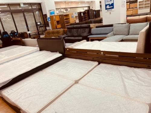 ベッド 中古 販売の中古家具 買取 神戸