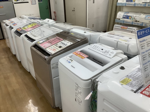 洗濯機 販売 神戸