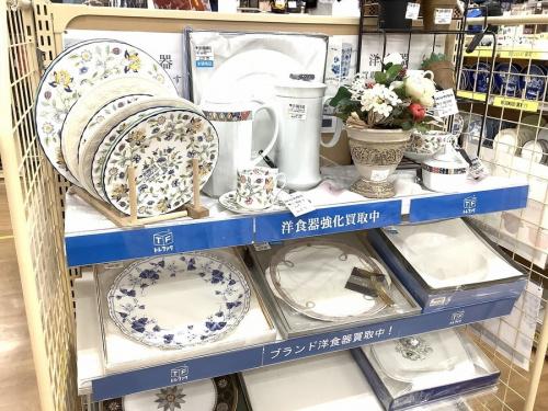神戸 食器 ブランドの洋食器 買取 神戸