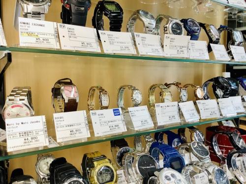 スポーツウォッチ 販売 神戸のデジタルウォッチ 中古 神戸