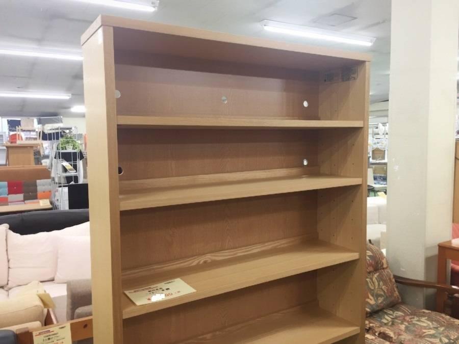 家具・インテリアのナチュラル ナチュラルの本棚 本棚の無印良品