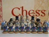楽器・ホビー雑貨のチェス駒