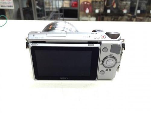 デジタルカメラのミラーレス