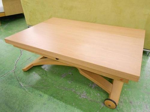 テーブルのcalligaris