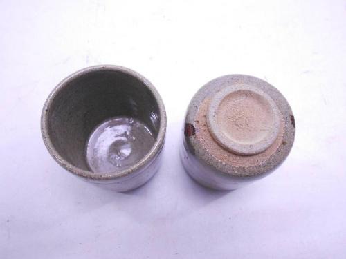 和食器の唐津湯呑