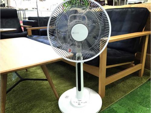 扇風機のTOSHIBA
