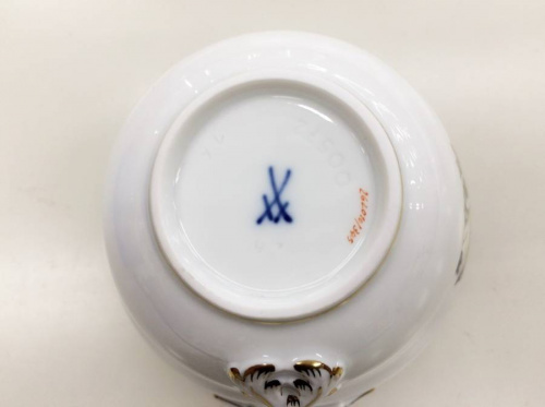 Meissen のカップ&ソーサー