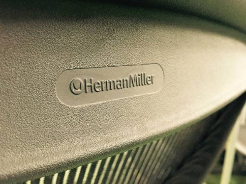 Herman Millerのワークチェア
