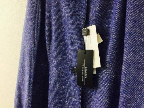 MaxMaraのウールコート