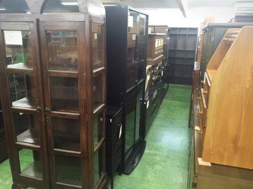 シギヤマ家具のホワイト