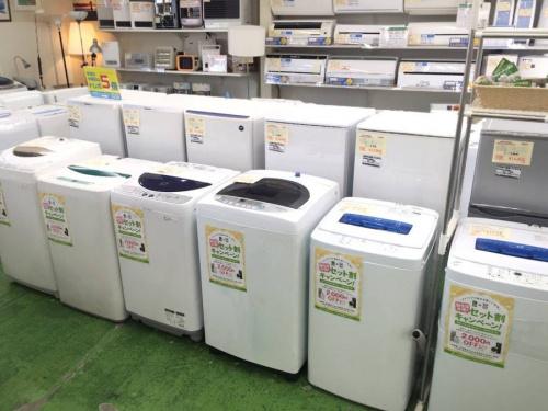 洗濯機の家具・インテリア