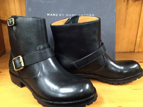 ブーツのマークジェイコブス(MARC BY MARC JACOBS)