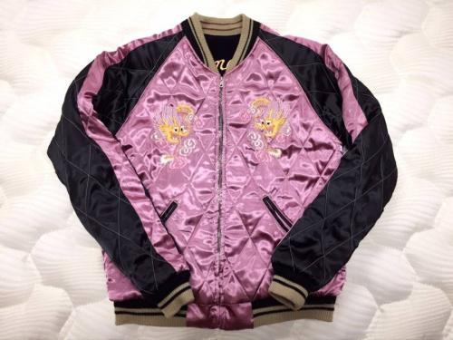 ジャケットのブルゾン