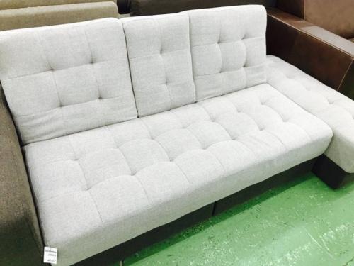 ソファーベッドのソファー