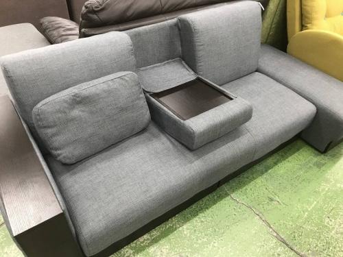 ソファーの布