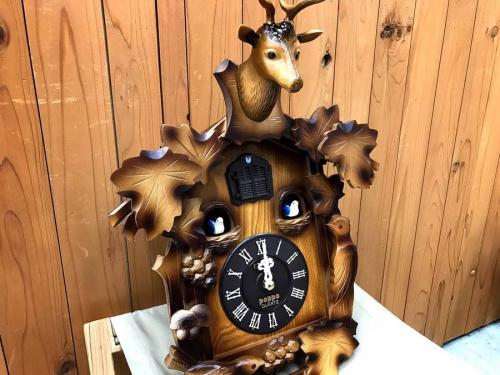 CITIZENの掛時計