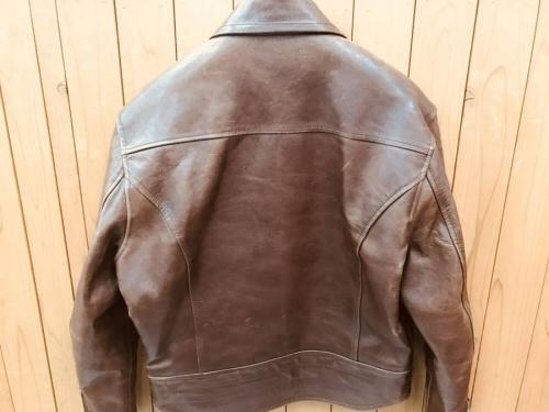 HAROLD'S GEARのレザージャケット
