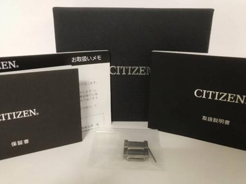 CITIZENのビジネスアイテム
