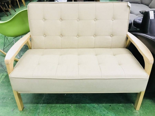 ニトリのソファ