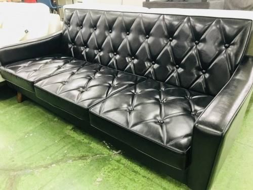 インテリアのソファー