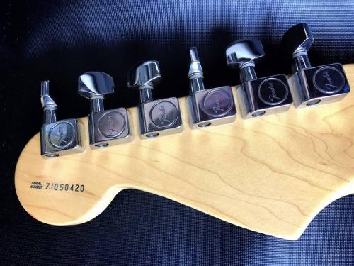 エレキギターのFENDER