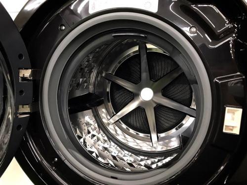 ドラム式洗濯機の乾燥機