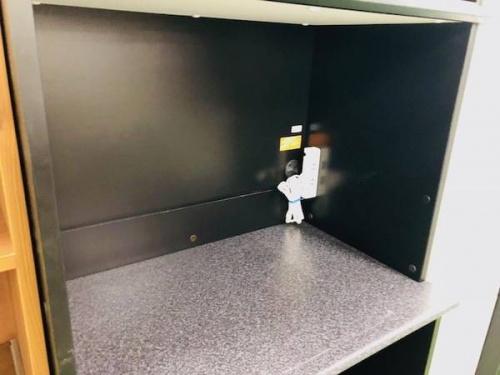 カップボードの収納家具
