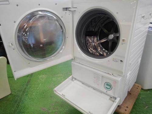 板橋 練馬 中野 池袋 中古家電のドラム式洗濯乾燥機