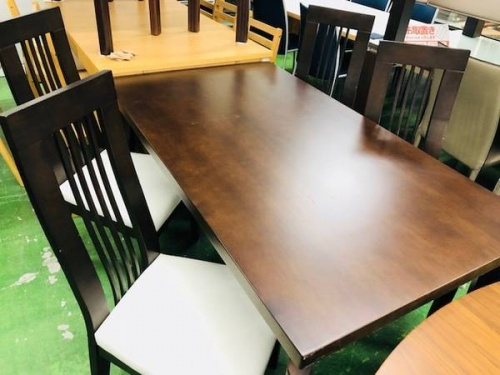 板橋 練馬 中野 池袋 ニトリ 買取のダイニングテーブル