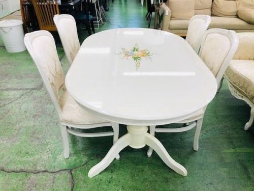 板橋 練馬 中野 池袋 中古 買取のダイニングテーブル
