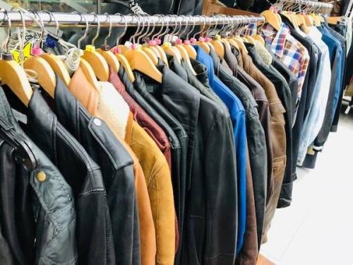 Areo LEATHERのジャケット