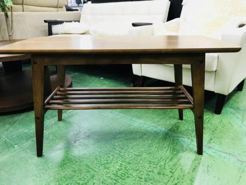 板橋 練馬 中野 池袋 中古 カリモク60 買取のセンターテーブル