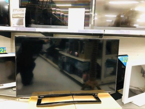 TOSHIBAの液晶テレビ