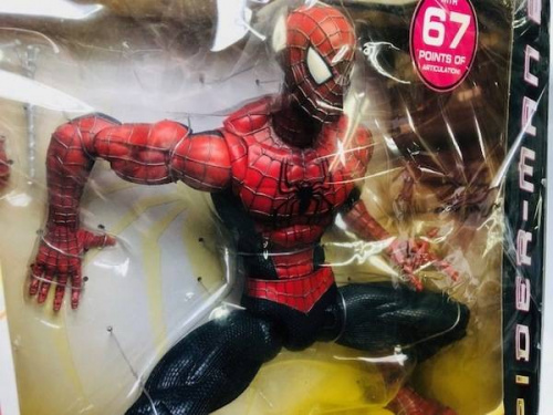 板橋 練馬 中野 池袋 中古 スパイダーマン 買取のフィギュア