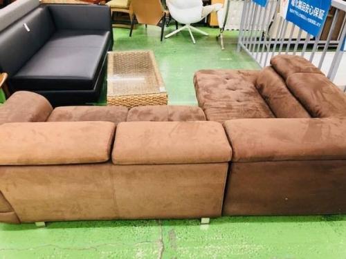 ソファーのなんでも買取
