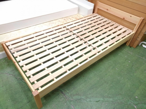 板橋 練馬 中野 池袋 ベッド 中古 買取の無印良品